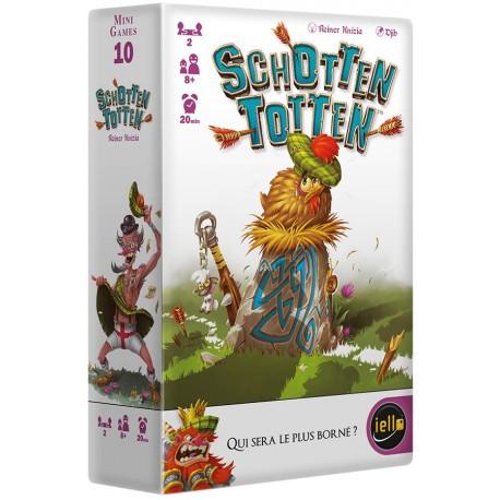 Schotten Totten, Mini Games, Iello : Lancez-vous dans la lutte