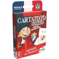 Cartatoto, éditions Ducale: apprendre l'anglais