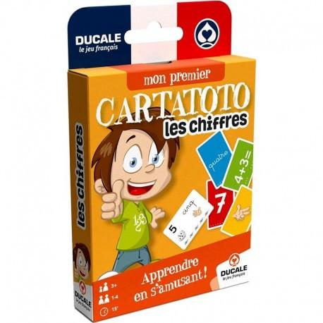 Cartatoto: apprendre les chiffres