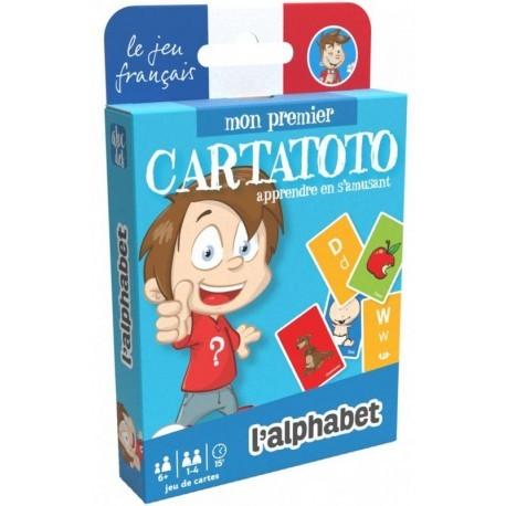 Cartatoto: apprendre l'alphabet