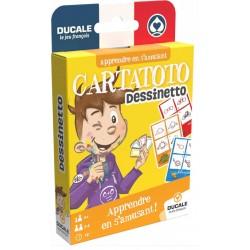 Cartatoto Dessinetto, éditions Ducale : apprendre à dessiner