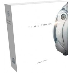 Time Stories, Space Cowboys, scénario Asylum