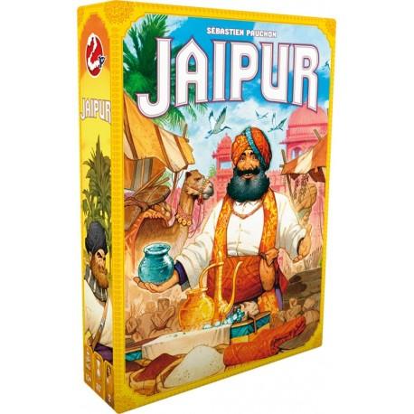 Jaipur, Space Cowboys : devenez le marchand attitré du Maharaja !