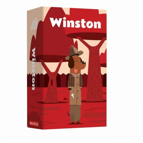 Winston, Heveltik : Le jeu qui a du chien !