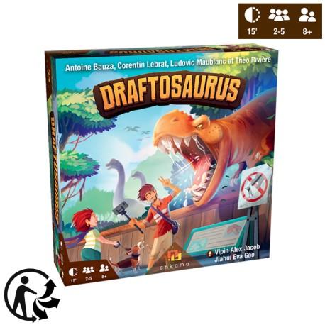 Draftosaurus, Ankama : un jeu pour toute la famille