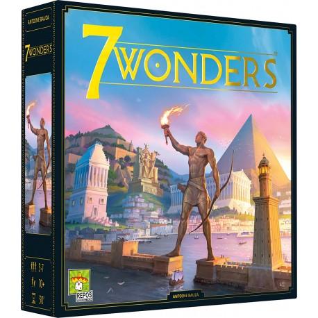 7 Wonders, Repos Production : Bâtissez une merveille architecturale qui transcendera les temps futurs