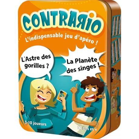 jeu Contrario, Cocktail Games : l'indispensable à l'apéro