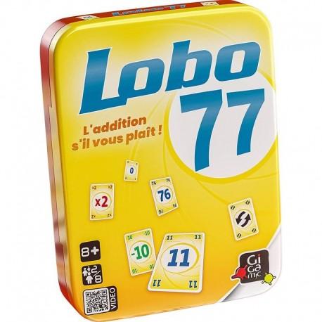 Lobo 77, Gigamic : jouez en additionnant des chiffres