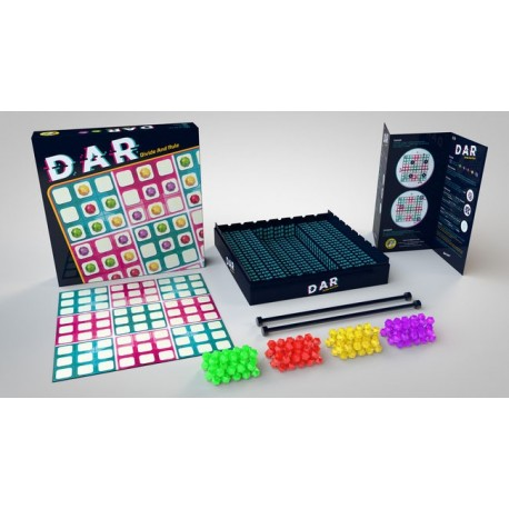 Dar, Art of games, Divide And Rule