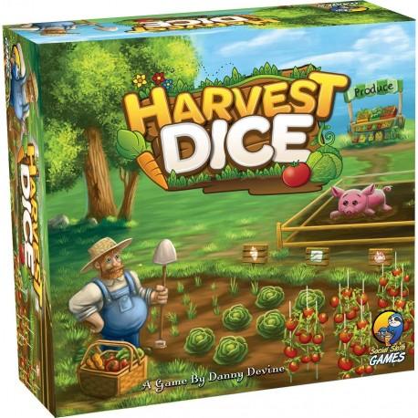 Harvest Dice, Grey Force Games : C'est pas pour les cochons.