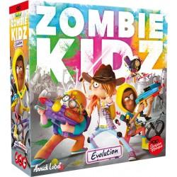 Zombie Kidz Evolution, le Scorpion Masqué