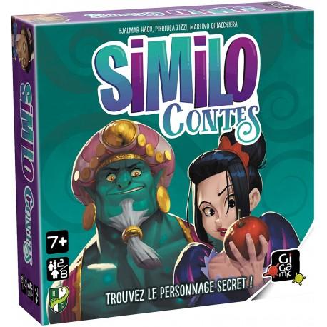 Similo Contes, Gigamic : Un personnage secret à trouver !