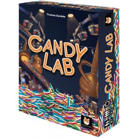 Candy Lab, Funnyfox : La trêve des confiseurs n'est pas pour aujourd'hui !