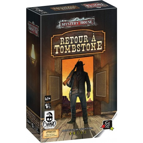 Mystery House, Gigamic : extension Retour à Tombstone
