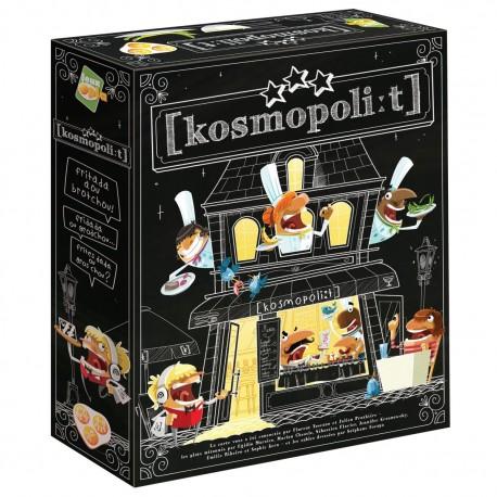 [Kosmopoli:t], Jeux OPLA : le restaurant le plus cosmopolite du monde