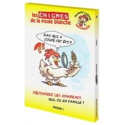 Pochette Ludique : les énigmes de la Poule Blanche (Labo Ludik)