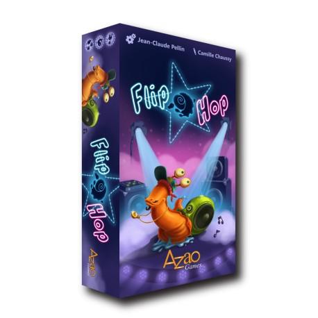 Flip Hop, Azao Games