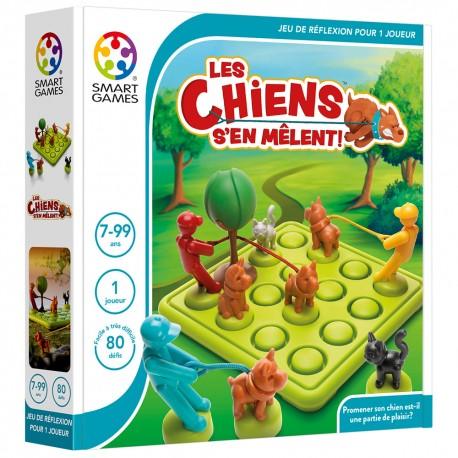 Les Chiens s'en mêlent, Smart Games