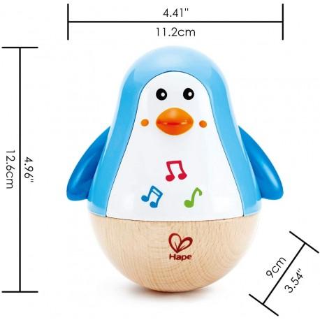 Pingouin culbuto sonore