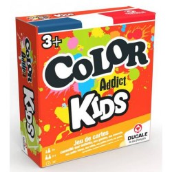 Color Addict kidz, édition Ducale