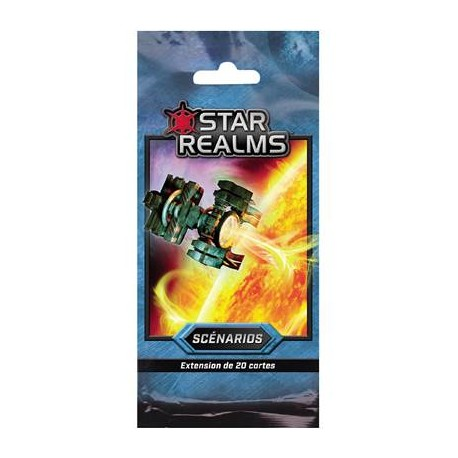 Star Realms, Iello : scénarios, changez les règles !