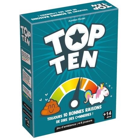 Top Ten, Cocktail Games