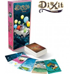 Dixit 10 Mirrors, Libellud