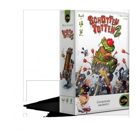 Schotten Totten 2, Mini Games, Iello : retournez en pleine mélée