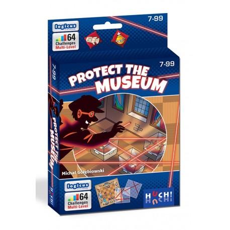 Protect the Museum, Huch : protégez toutes les oeuvres d'art grâce au laser