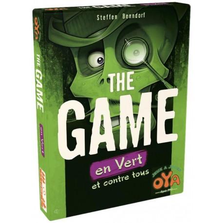 The Game, en vert et contre tous, Oya : la seule manière de reculer est de jouer la même couleur