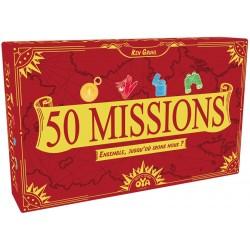 50 missions, Oya