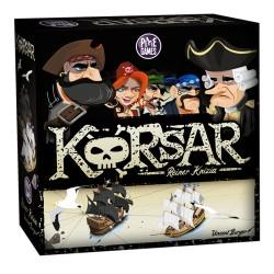Korsar, Pixie games, Corsaire, défendez les galions chargés de trésors