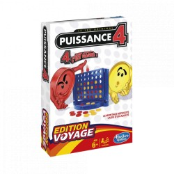Puissance 4, édition voyage, Hasbro