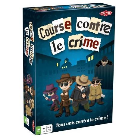 Course contre le crime, Tac Tic : unissez vos forces pour résoudre les crimes