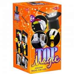 Top Magic : apprenez la magie, Tac Tic, coffret 6