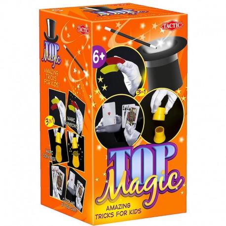 Top Magic: apprenez un tour de magie, Tac Tic