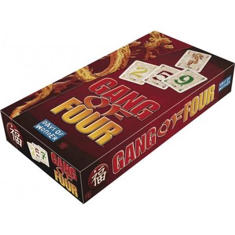 Gang of Four, Days of Wonder est un jeu de pouvoir aux origines chinoises