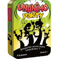 Unanimo Party, Cocktail Games