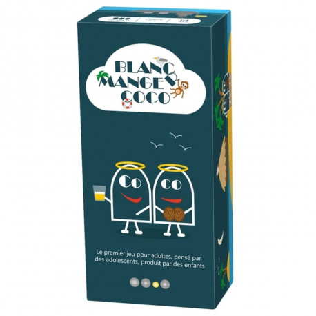 Blanc Manger Coco, tome 1