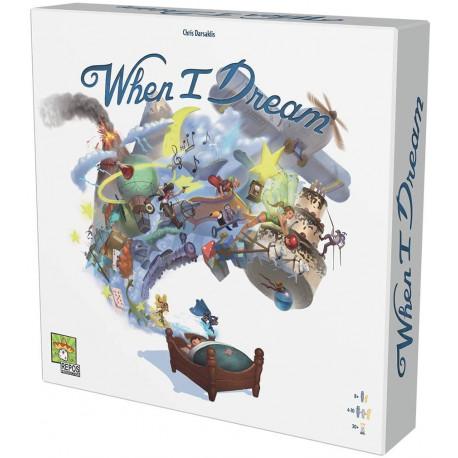 When i dream, Repos Production : incarnez un rêveur et devinez un maximum de mots les yeux bandés