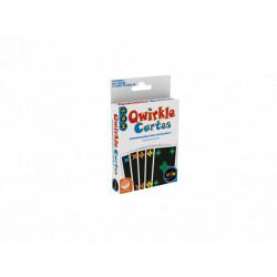 Qwirkle, le jeu de cartes, Iello