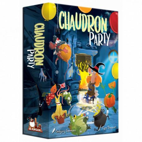 Chaudron Party, Oka Luda : Il se passe des choses bizarres dans la forêt de Pacherlebois
