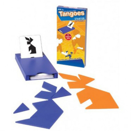 Tangoes Starter, Smart Games est un jeu de Tangram de niveau débutant