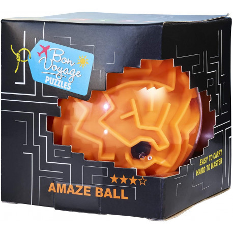 Euréka 3D Amaze Ball, Gigamic
