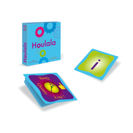 Houlala, Flip Flap éditions