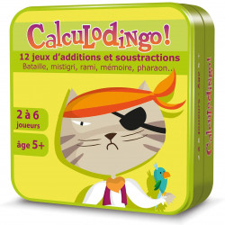 Calculo Dingo, Cocktail Games