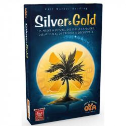 Silver & Gold, Oya : Pirates, recherchez les trésors bien cachés dans des îles lointaines