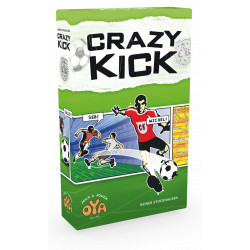 Crazy Kick, Oya