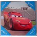 Cadre en bois Disney, Cars