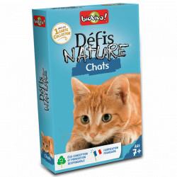 Défi Nature - chats, Bioviva